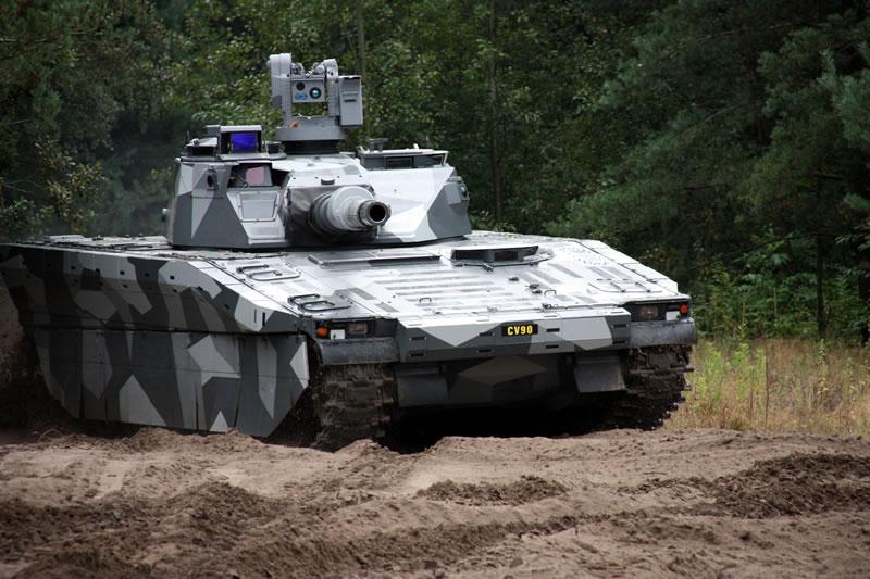 BAE SYSTEMS – CV90