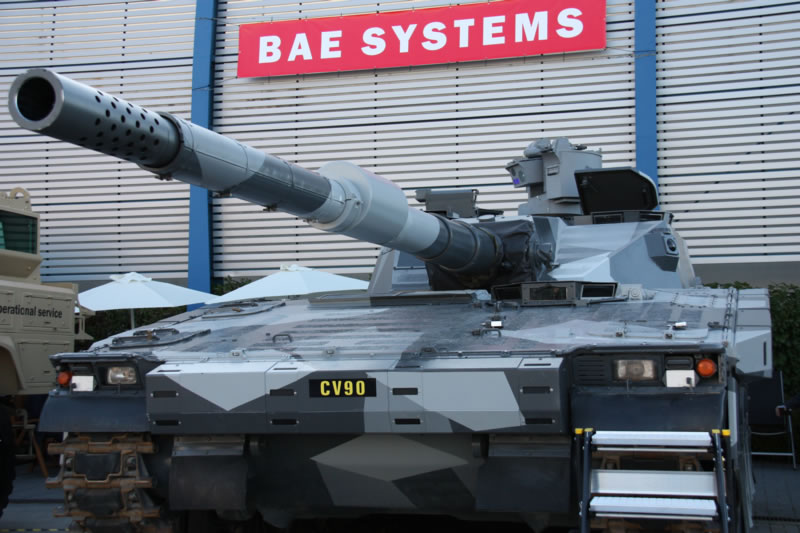 BAE Systems – universal tracked platform